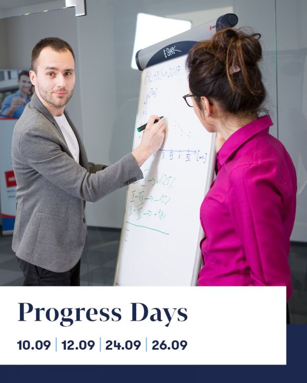 Progress Days w WSB we Wrocławiu