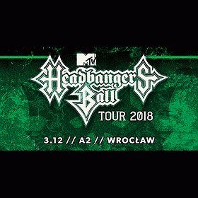 MTV Headbanger's Ball Tour 2018